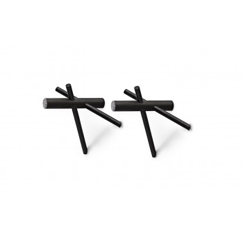 Normann Copenhagen - Sticks Hooks black